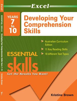 Year 8 Developing Your Comprehension Skills: Essential Skills