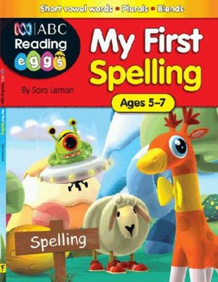 My First Spelling - Ages 5-7 ABC Reading Eggs