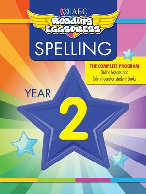 Reading Eggspress Spelling Wkbk 2
