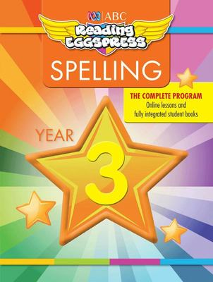 Reading Eggspress Spelling Wkbk 3