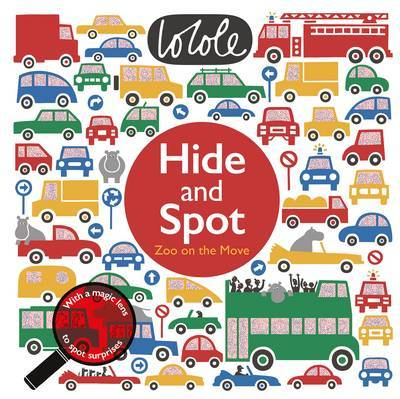 Hide and Spot : Zoo on the Move
