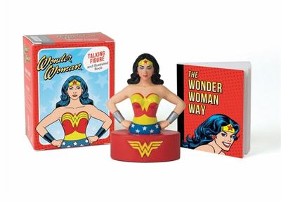 Wonder Woman Talking Figure