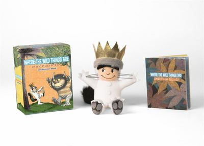Where the Wild Things Are : Max Plush Toy and Sticker Book