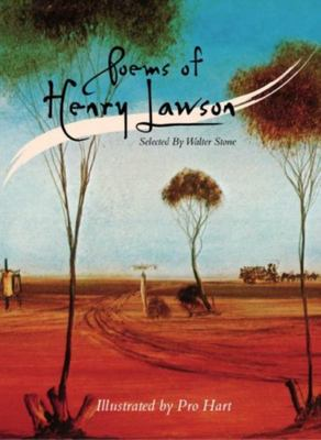 Poems of Henry Lawson: Illustrated by Pro Hart