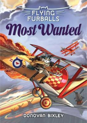 Most Wanted (Flying Furballs #4)