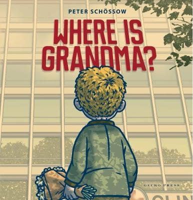 Where is Grandma? (PB)