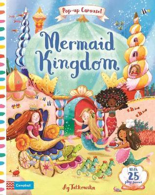 Mermaid Kingdom (Pop-up Carousel)
