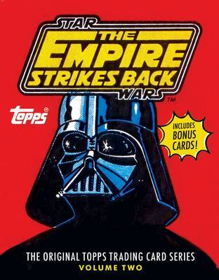 Star Wars the Empire Strikes Back - The Original Topps Trading Card Series, Volume Two