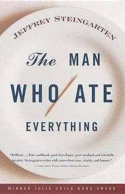 The Man Who Ate Everything (US paperback edition)
