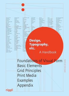Design, Typography Etc. : A Handbook