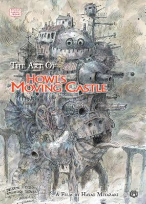 Howl's Moving Castle - the Art of