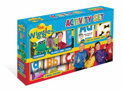 The Wiggles Activity Set