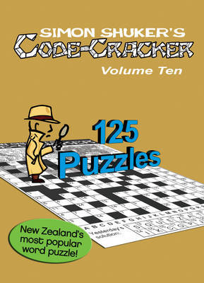 Simon Shuker's Code Cracker (10)