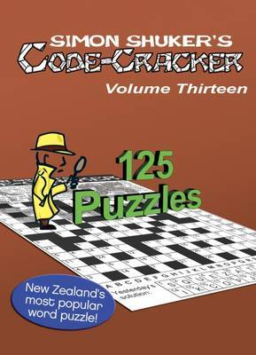 Simon Shuker's Code-Cracker: Volume 13
