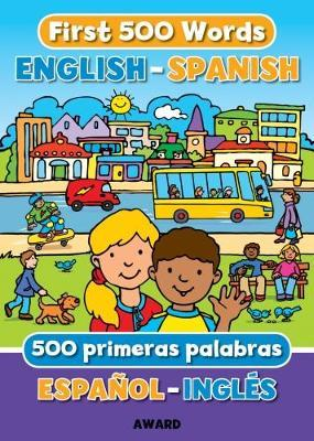 First 500 Words English - Spanish
