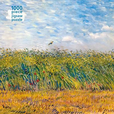 Van Gogh:Wheat Field with a Lark Jigsaw Puzzle 1000 piece