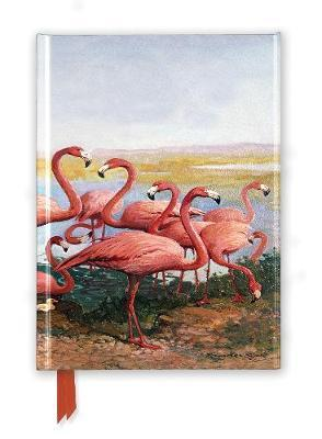 Gerritt Vandersyde - Flamingoes (Foiled Journal)