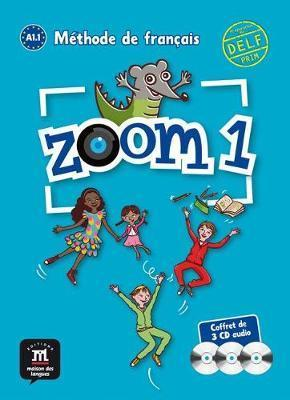 Zoom 1 Méthode de français A1.1 - 3CD pack