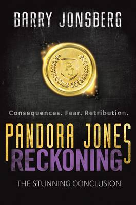 Reckoning (Pandora Jones #3)