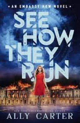See How They Run (Embassy Row #2 HB)