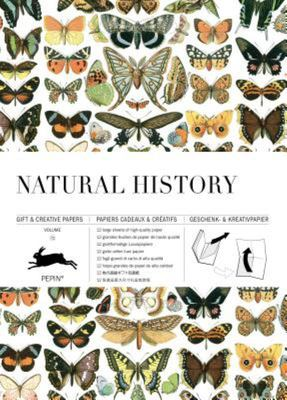 Natural History - Gift and Creative Papers