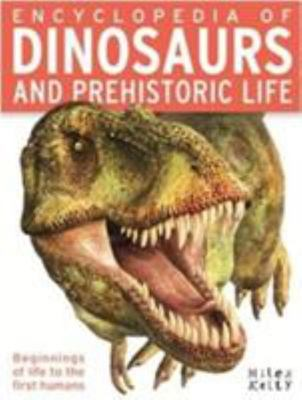 Encyclopedia of Dinosaurs and Prehistoric Life - 384 Page