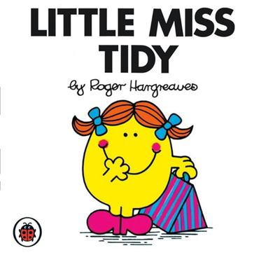 Little Miss Tidy (Mr Men & Little Miss)