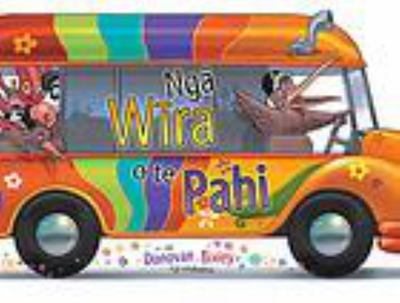 Nga Wira o Te Pahi (The Wheels on the Bus Maori)