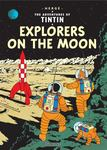 Explorers on the Moon (Tintin #17 HB)