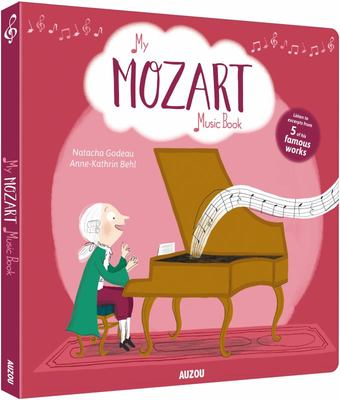 My Mozart Music Book