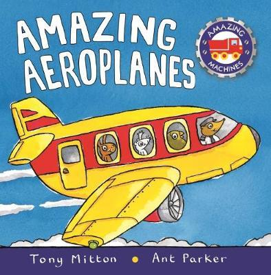 Amazing Aeroplanes (Amazing Machines)