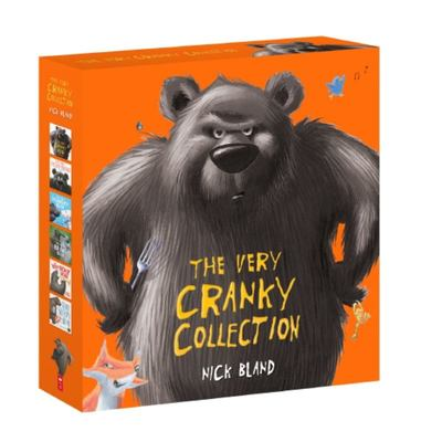 The Very Cranky Collection (6 Book Slipcase)