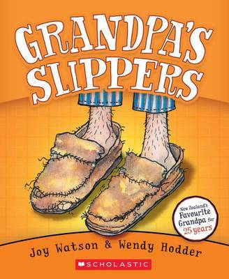 Grandpa's Slippers (Anniversary Edition)