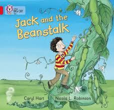 Jack and the Beanstalk: Band 02B/Red B