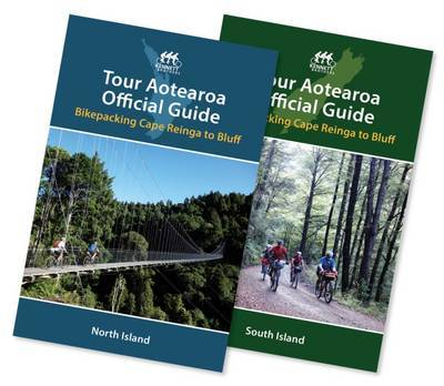 Tour Aotearoa Official Guides (set of two books)