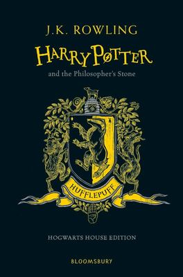 Harry Potter and the Philosopher's Stone (Hufflepuff Edition #1 HB)