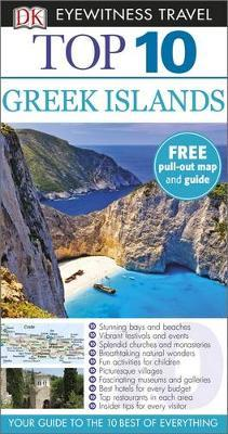 Greek Islands Top 10 DK Travel Guide