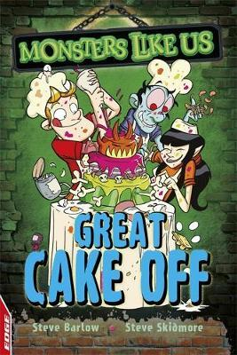 Monsters Like Us Great Cake Off