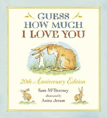 Guess How Much I Love You HB (20th Anniversary Edition)