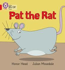 Pat the Rat: Band 02A/Red A