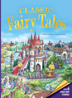 Classic Fairy Tale Fold-Out Book