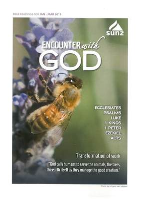 Encounter with God 2019