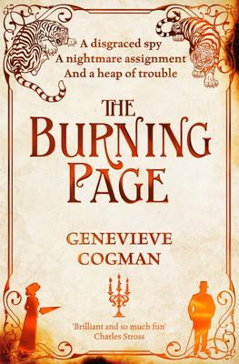 The Burning Page (The Invisible Library #3)