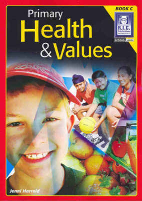 Primary Health and Values Book C Ages 7-8 - RIC-576