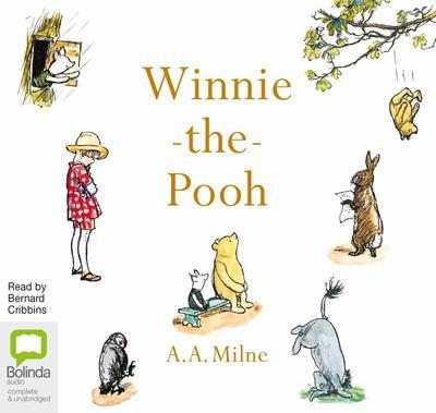 Winnie-the-Pooh CD