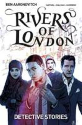 Detective Stories (#4 Rivers of London Graphic Novel)