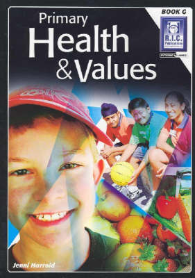 Primary Health and Values Book G Ages 11+ - RIC-0580