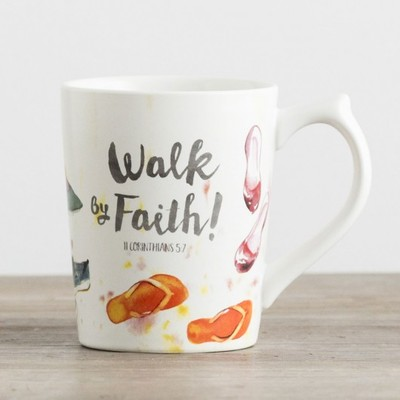 Classic Mug Walk By Faith