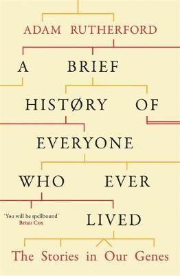 A Brief History of Everyone Who Ever Lived : The Stories in Our Genes