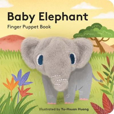 Baby Elephant (Finger Puppet Book)